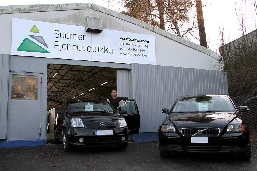 Tervetuloa hyville autokaupoille!
